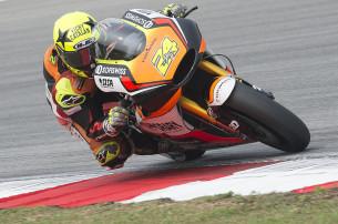 Тони Элиас, MotoGP Гран-При Малайзии 2015