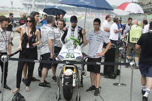 Юджин Лаверти, MotoGP Гран-При Малайзии 2015