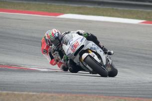Ники Хэйден, MotoGP Гран-При Малайзии 2015