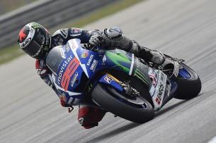 Хорхе Лоренцо, MotoGP Гран-При Малайзии 2015