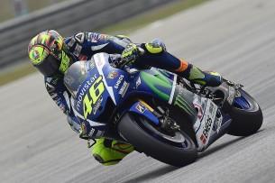 Валентино Росси, MotoGP Гран-При Малайзии 2015