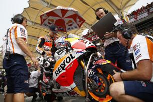 Дани Педроса, MotoGP Гран-При Малайзии 2015
