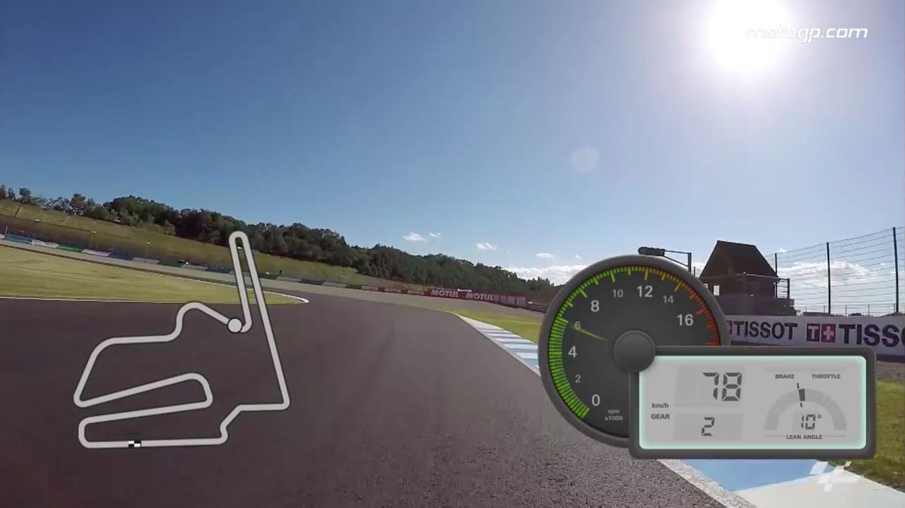 #JapaneseGP: OnBoard видео прохождения круга Мотеги