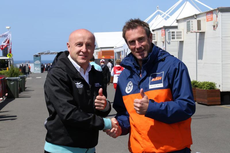 Leopard Racing переходит на КТМ