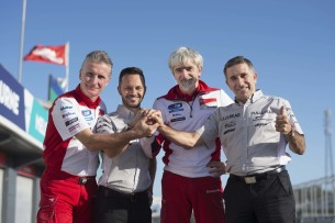 Aspar Team переходит на Ducati