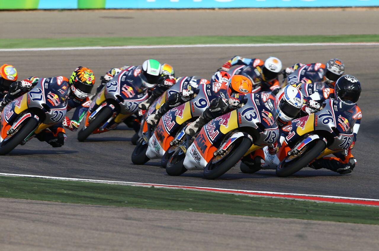 Red Bull MotoGP Rockies Cup 2015