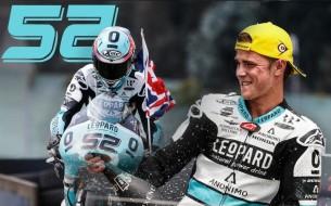 Дэнни Кент - чемпион мира Moto3 2015!