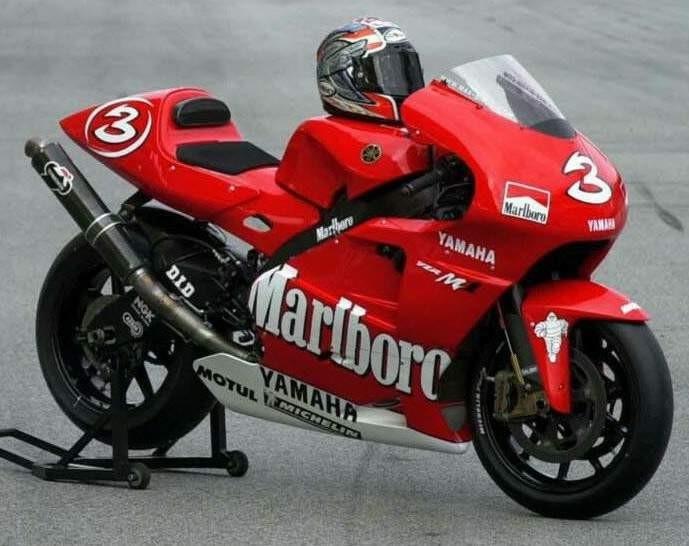 Marlboro Yamaha 2002