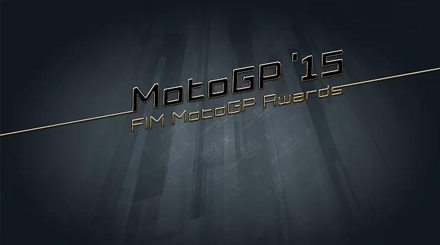 FIM Awards MotoGP 2015