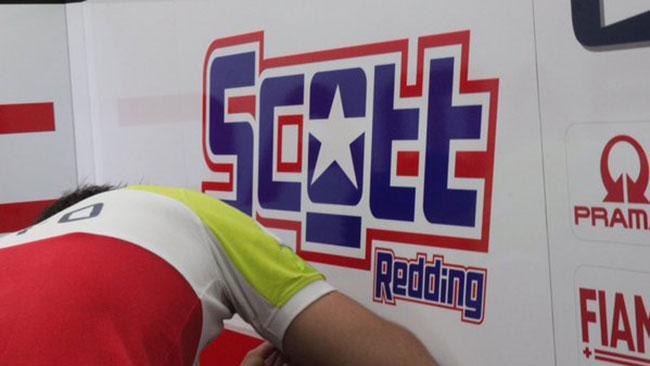 Pramac Racing Скотт Реддинг