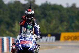 Хорхе Лоренсо в сезоне MotoGP 2015 года в фотографиях