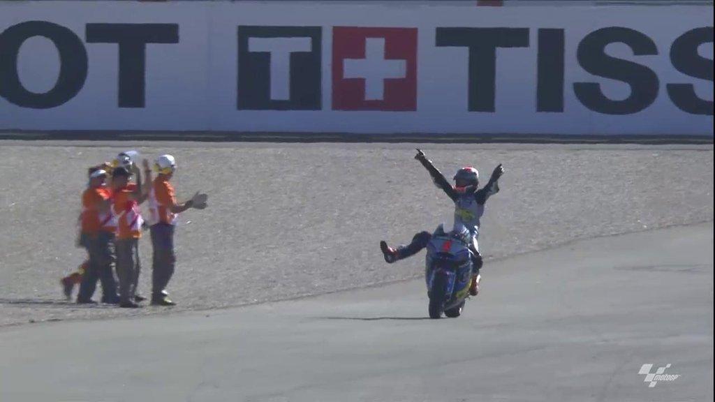 Тито Рабат, Moto2