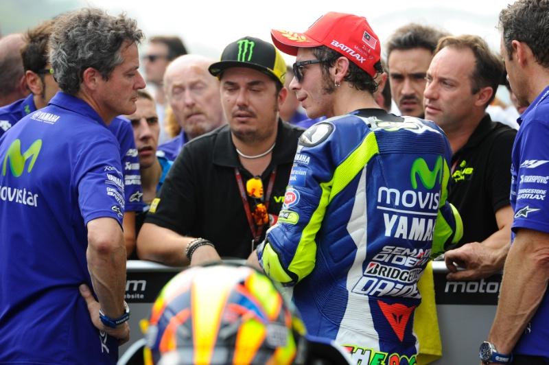 Валентино Росси и Yamaha