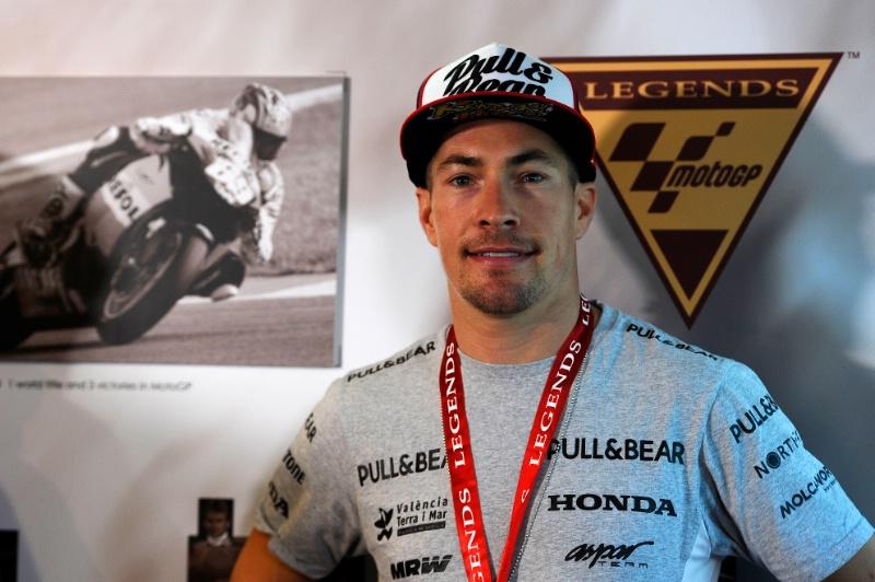Ники Хэйден - легенда MotoGP