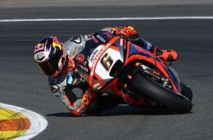 Штефан Брадль, Aprilia Racing, MotoGP