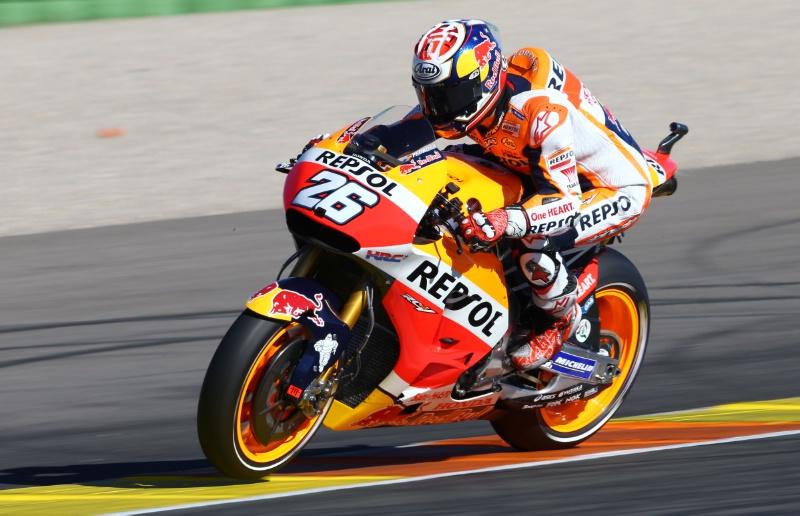 Дани Педроса MotoGP {$YEAR}