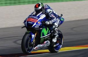 Хорхе Лоренцо, Movistar Yamaha MotoGP, тесты 2016