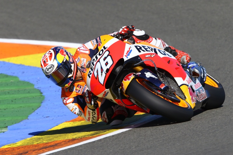 Дани Педроса, Repsol Honda Team, MotoGP 2016