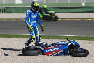 Алейш Эспаргаро, Suzuki Team, MotoGP 2016