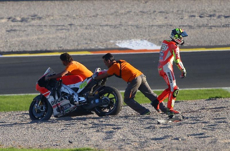 Андреа Ианноне, Ducati Team, MotoGP 2016