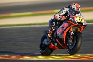 Альваро Баутиста, Aprilia Racing, MotoGP