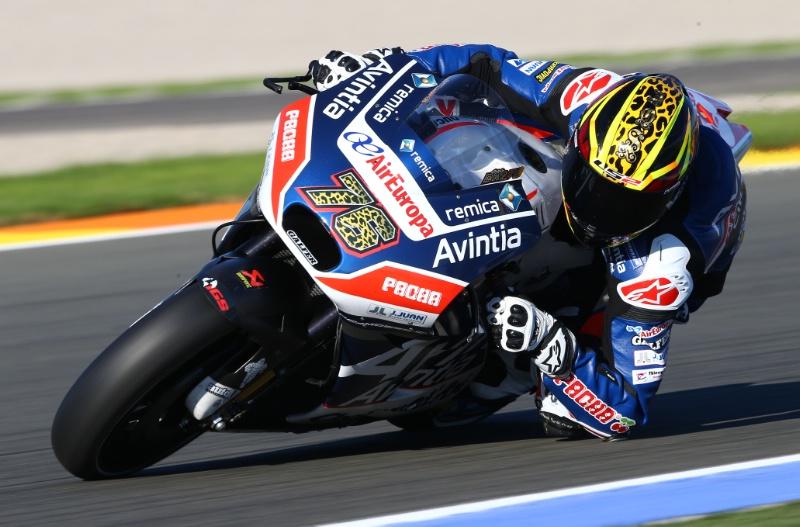 Лорис Баз MotoGP {$YEAR}