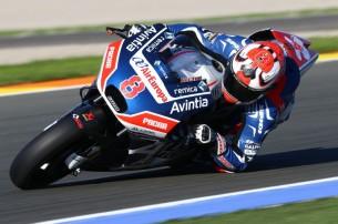 Эктор Барбера, Avintia Racing, MotoGP 2016