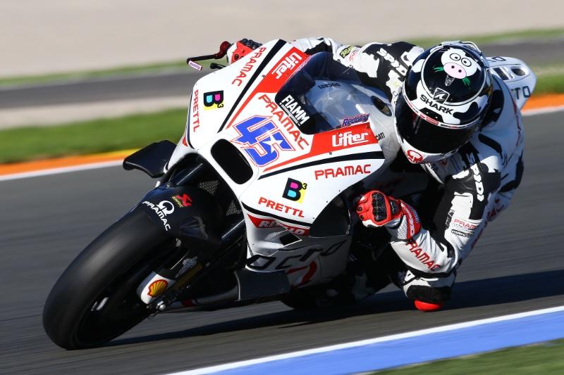 Скотт Реддинг MotoGP 2016