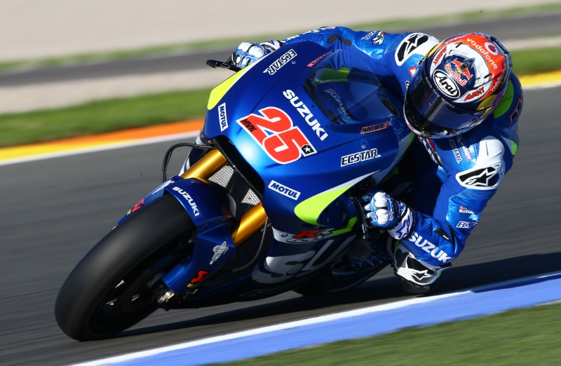Маверик Виньялес, Suzuki Team, MotoGP 2016