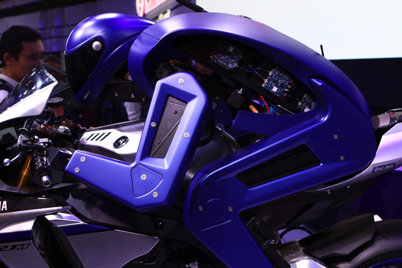 Мотобот Yamaha
