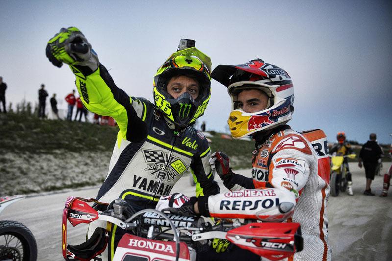 Росси и Маркес (2014)
