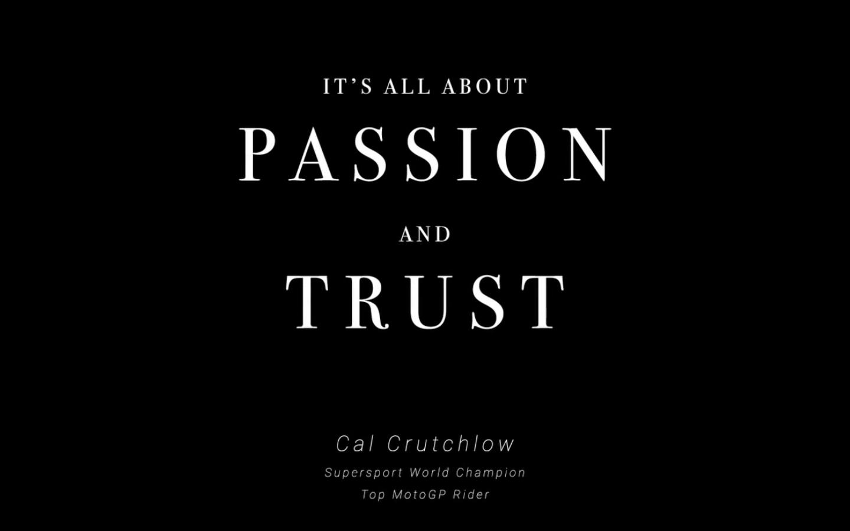 Страсть и вера... Кэл Кратчлоу рассказал о себе