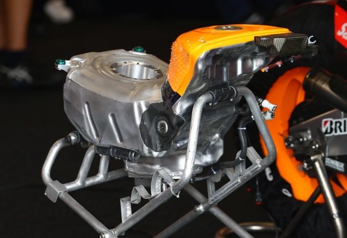 Топливный бак Honda MotoGP