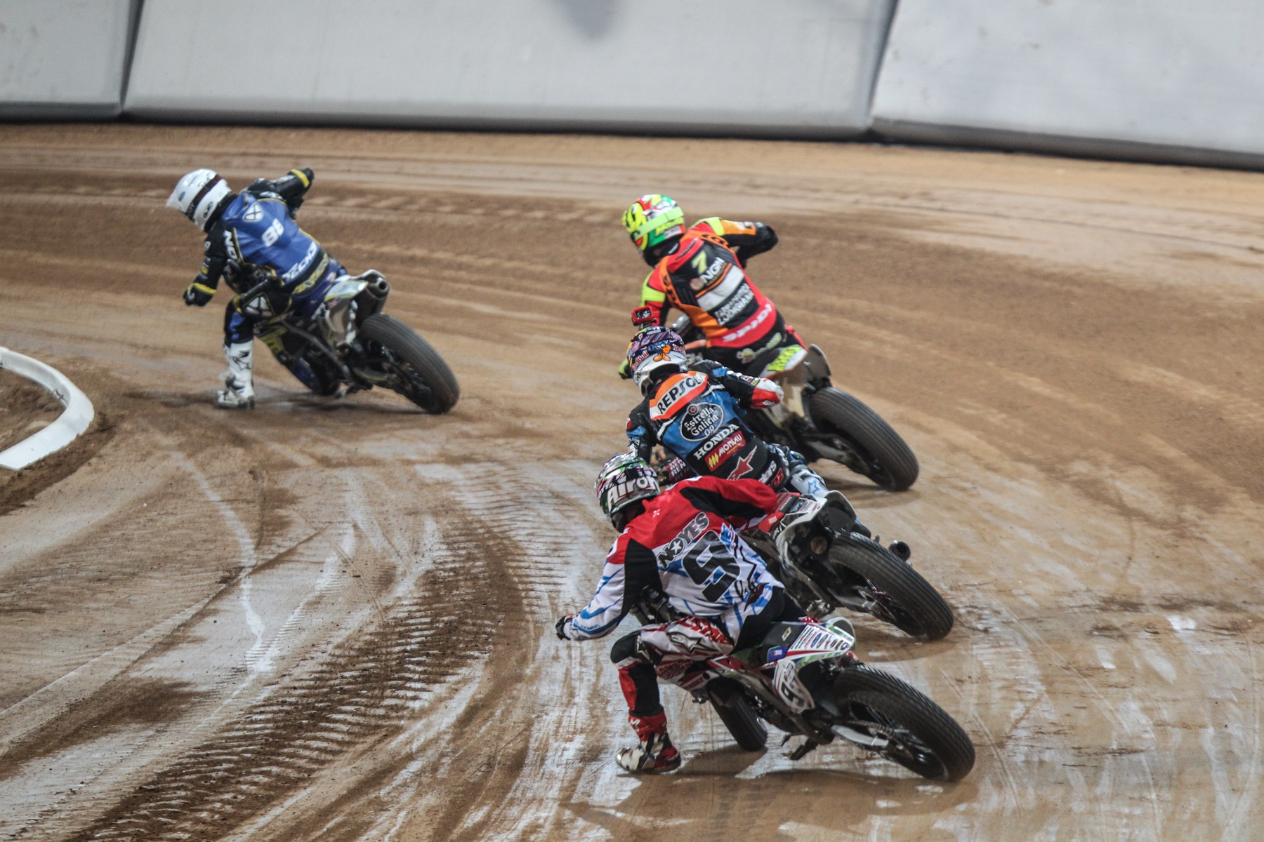 Superprestigio Dirt Track