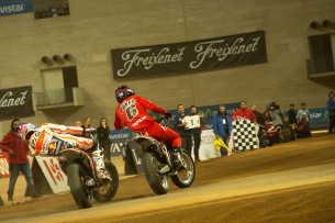 Superprestigio Dirt Track 2015 Superprestigio-2015-Barcelona-Steve-English-03