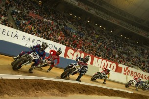 Superprestigio Dirt Track 2015 Superprestigio-2015-Barcelona-Steve-English-06