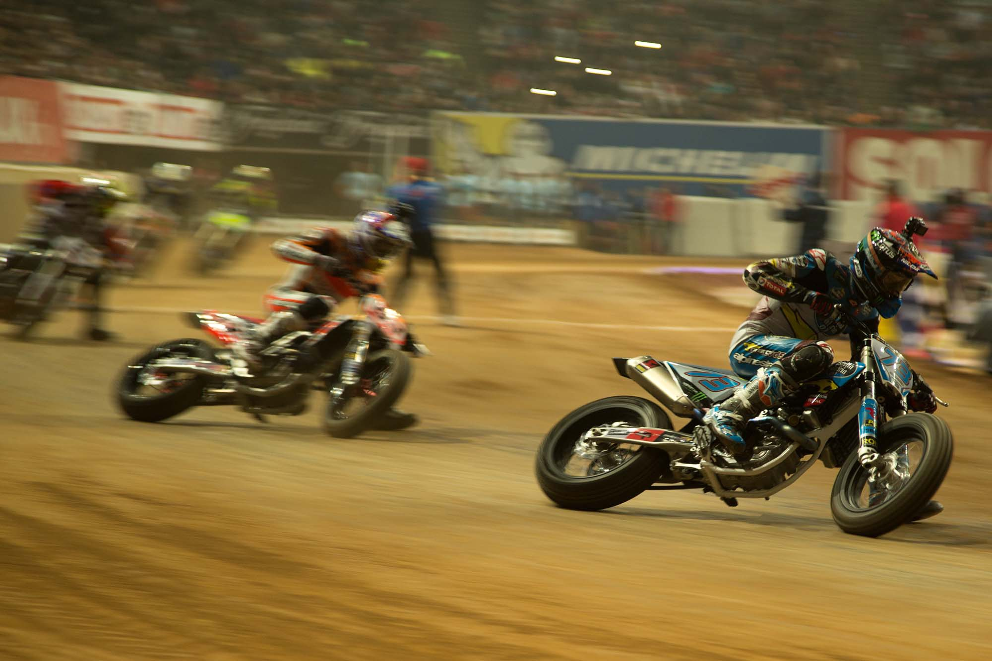 Superprestigio Dirt Track 2015 Superprestigio-2015-Barcelona-Steve-English-08