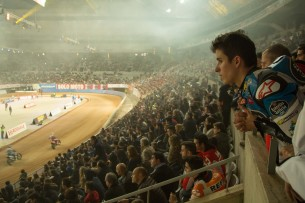 Superprestigio Dirt Track 2015 Superprestigio-2015-Barcelona-Steve-English-10