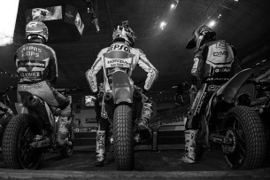 Superprestigio Dirt Track 2015 Superprestigio-2015-Barcelona-Steve-English-11