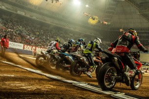 Superprestigio Dirt Track 2015 Superprestigio-2015-Barcelona-Steve-English-14