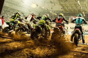 Superprestigio Dirt Track 2015 Superprestigio-2015-Barcelona-Steve-English-15