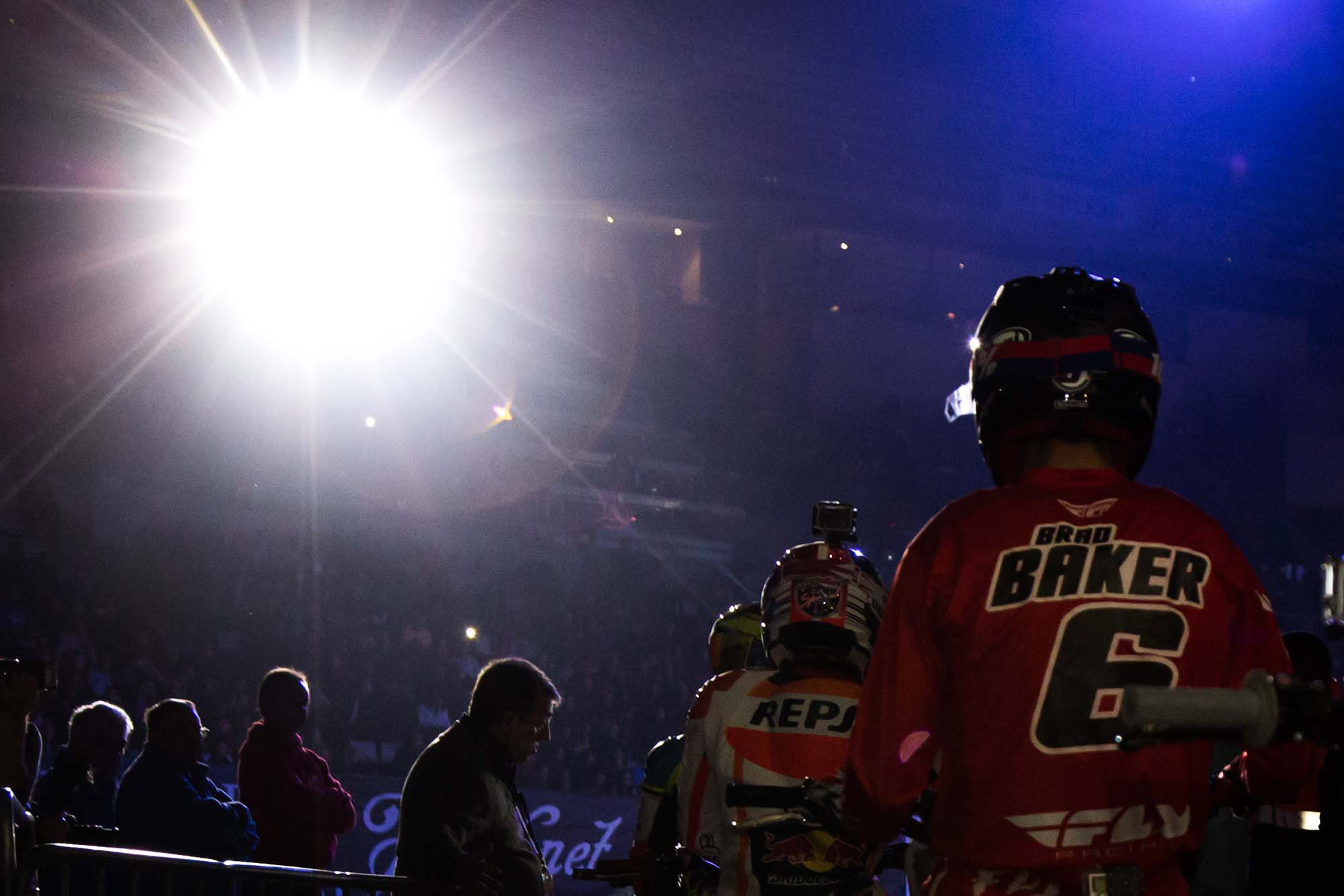 Superprestigio Dirt Track 2015 Superprestigio-2015-Barcelona-Steve-English-16