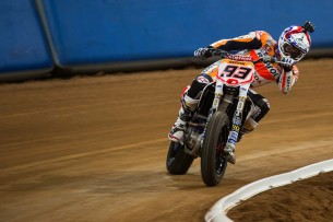 Superprestigio Dirt Track 2015 Superprestigio-2015-Barcelona-Steve-English-21