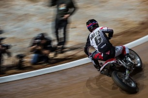 Superprestigio Dirt Track 2015 Superprestigio-2015-Barcelona-Steve-English-23