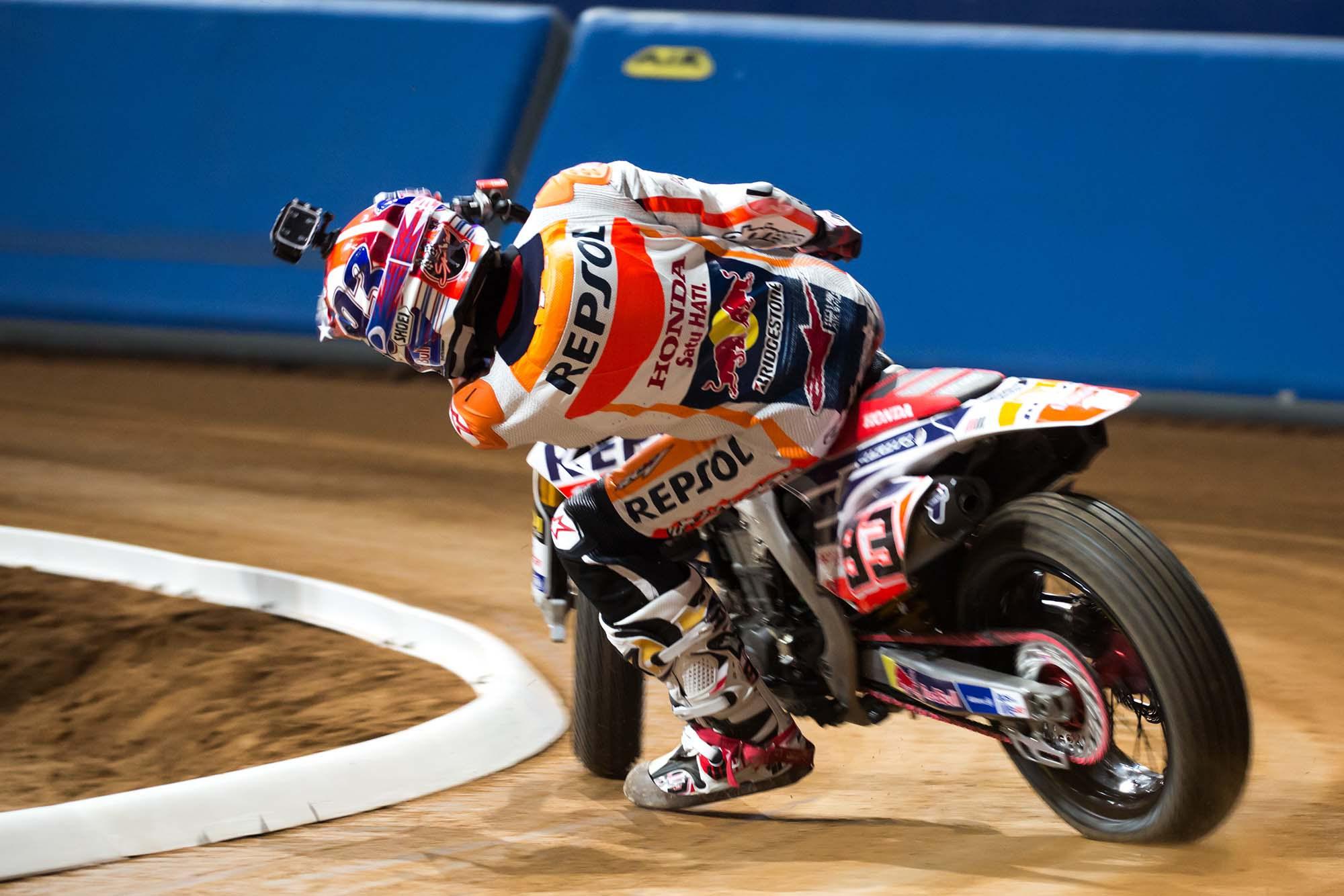 Superprestigio Dirt Track 2015 Superprestigio-2015-Barcelona-Steve-English-25