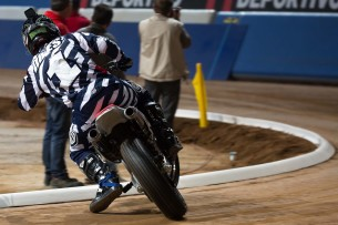 Superprestigio Dirt Track 2015 Superprestigio-2015-Barcelona-Steve-English-26