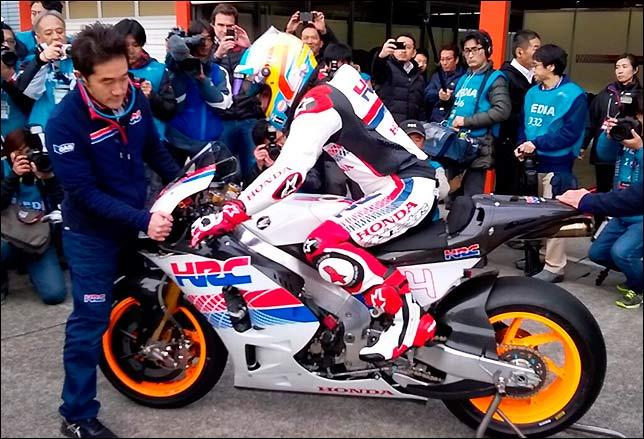 Фернандо Алонсо Honda Thanks Day
