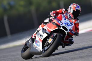 Приватные тесты Ducati MotoGP 2016 Кейси Стоунер_0009_Фон