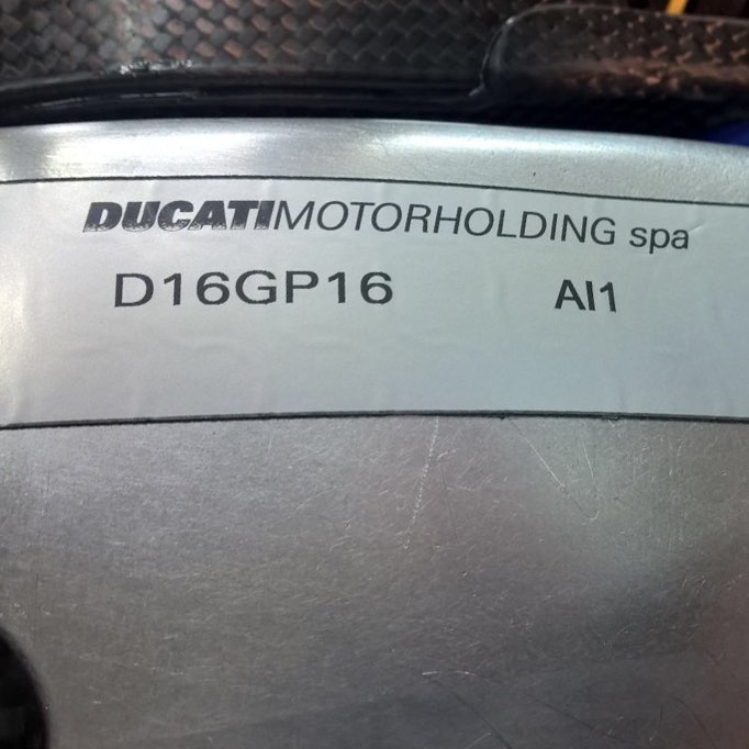 Ducati GP16