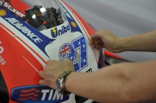 Приватные тесты Ducati MotoGP 2016 Кейси Стоунер